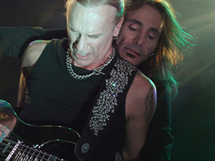 stevevai.it - Steve Vai - Oslo Real Illusions reflections tour
