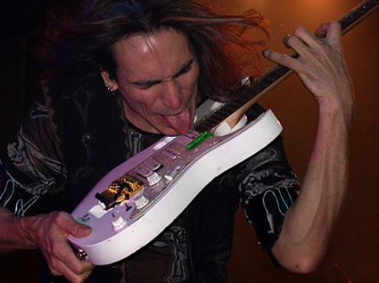 Steve Vai Vienna Alive in an ultra World Tour