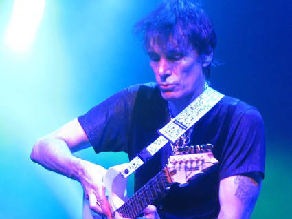 steve vai bilbao passion and warfare 25th tour