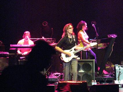 steve vai brisbane zappa plays zappa tour 2007
