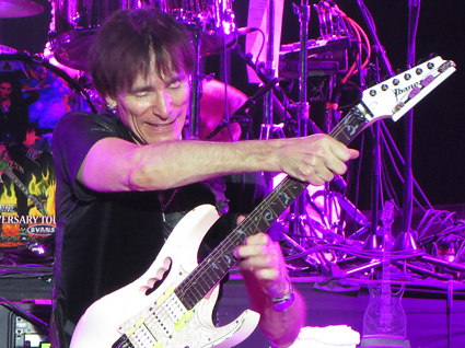 steve vai cordoba passion and warfare 25th tour
