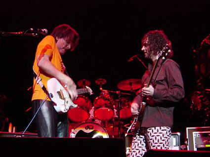 steve vai denver zappa plays zappa tour 2006