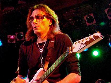 steve vai hollywood camp freddy 2009