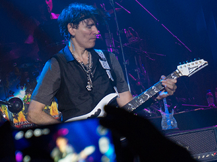 steve vai gardone passion and warfare 25th tour