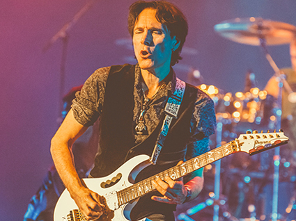 steve vai lisbona passion and warfare 25th tour