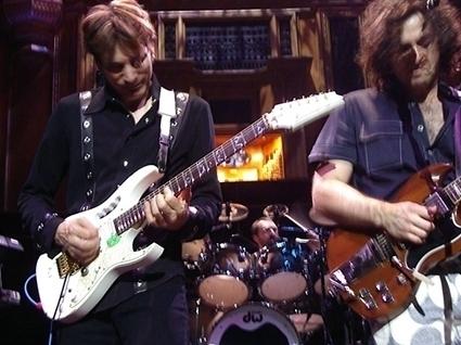 steve vai londra zappa plays zappa tour 2006