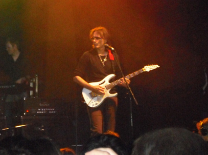 steve vai alien guitar secrets masterclass londra 2009