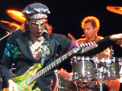 stevevai.it - steve vai lorca sound theories tour