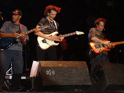steve vai lorca rock festival 2003