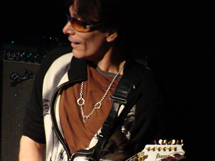 steve vai los angeles nightwatchmen's axis of justice