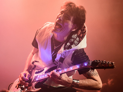 steve vai losanna passion and warfare 25th tour
