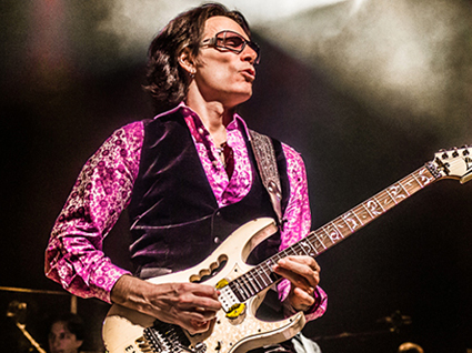 steve vai madrid the evolution tempo orchestra tour