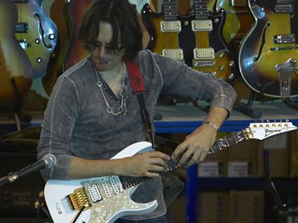 steve vai montebelluna alien guitar secrets masterclass 2009