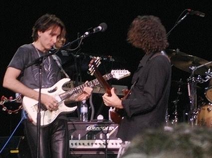 steve vai montreal zappa plays zappa tour 2006