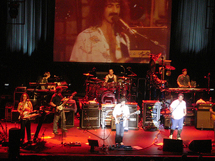 steve vai montreal zappa plays zappa tour 2007