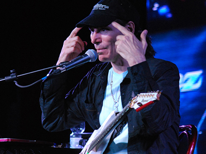 steve vai roma alien guitar secrets masterclass 2014