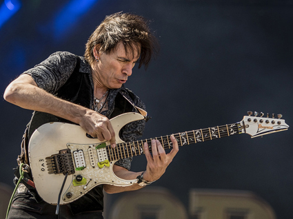 steve vai solvesborg passion and warfare 25th tour