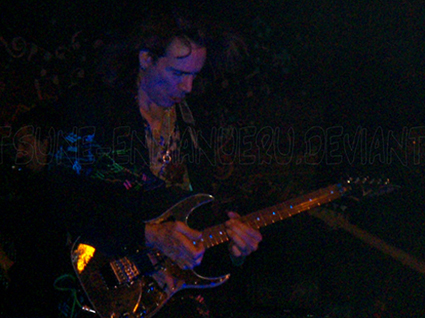 stevevai.it - steve vai tempe sound theories tour