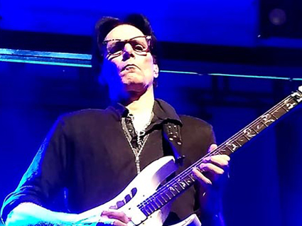 steve vai tulsa passion and warfare 25th tour