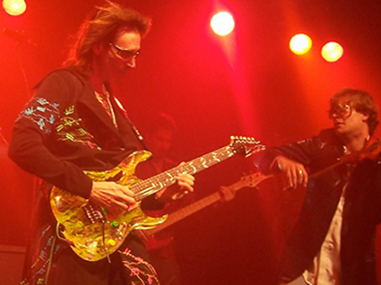 stevevai.it - steve vai ulm sound theories tour