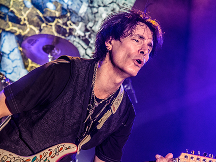 steve vai varsavia passion and warfare 25th tour