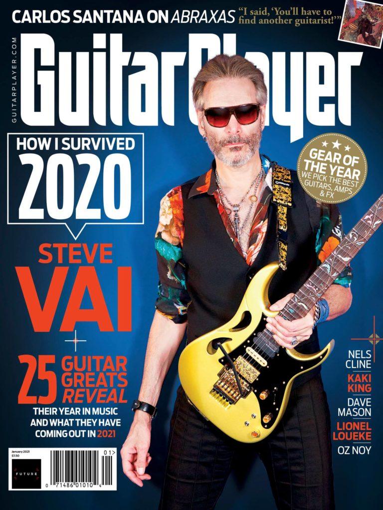 Guitar Player - Stevevai.it