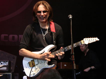 steve vai londra london international music show