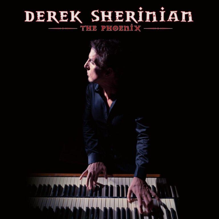 Derek Sherininan - The Phoenix - stevevai.it